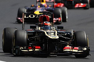 Formula 1 Breaking news Late Lotus payments 'not ideal' - Raikkonen