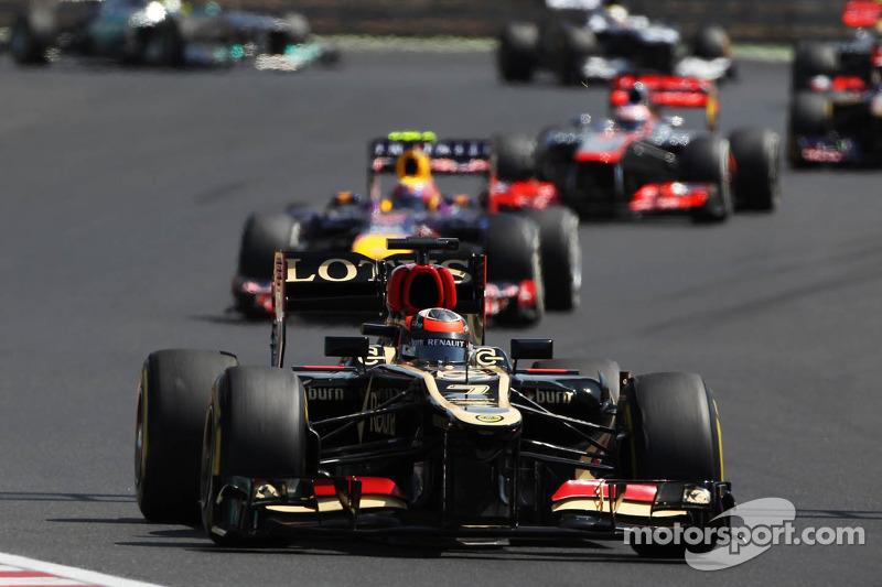 Late Lotus payments 'not ideal' - Raikkonen