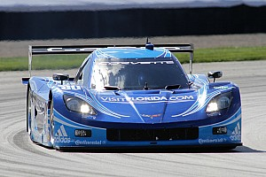Grand-Am Race report Spirit of Daytona Racing takes 6th in Brickyard Grand Prix
