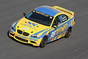 Podium CTSCC finish at the Brickyard for Turner Motorsport