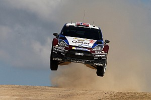 Qatar M-Sport 'yump' to it in Finland