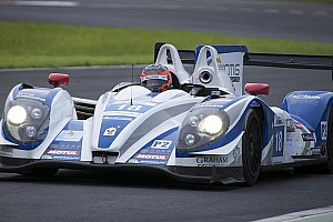 Asian Le Mans Race report KCMG victory on the 3 Hours of Inje