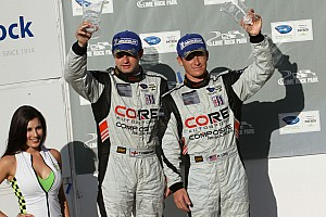 CORE autosport takes point lead to Road America