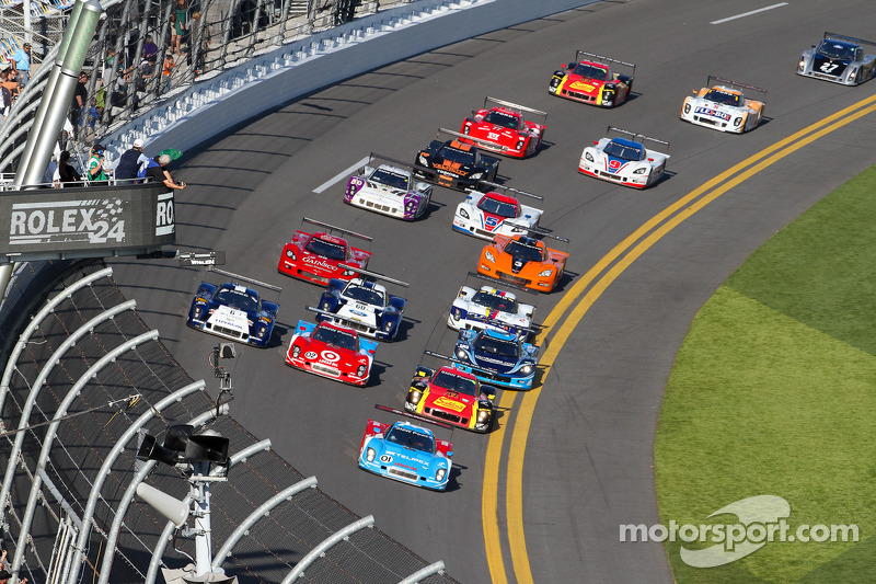 IMSA and FOX Sports announce five-year multi-media rights deal