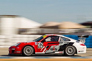 Snow grabs GT3 Cup Challenge pole at Road America