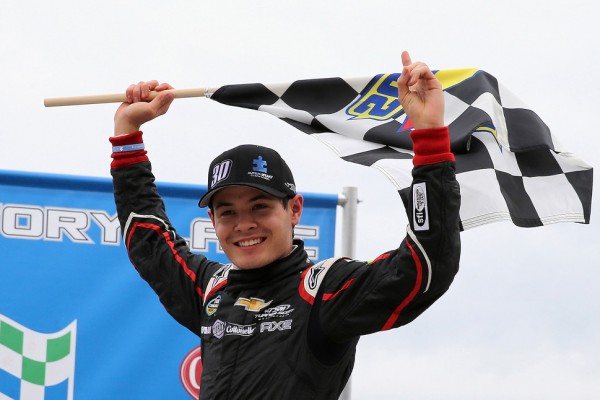 Kyle Larson's career continues on fast track