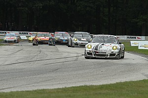 MacNeil and Bleekemolen finish 2nd in GTC at Road America