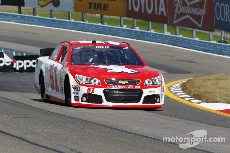 Owen Kelly survives carnage at Watkins Glen