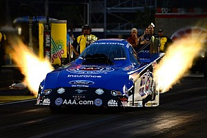NHRA Preview Hight ready to get into Countdown form at Brainerd