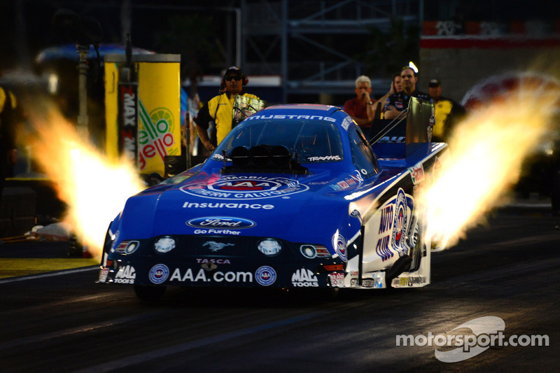 Hight ready to get into Countdown form at Brainerd