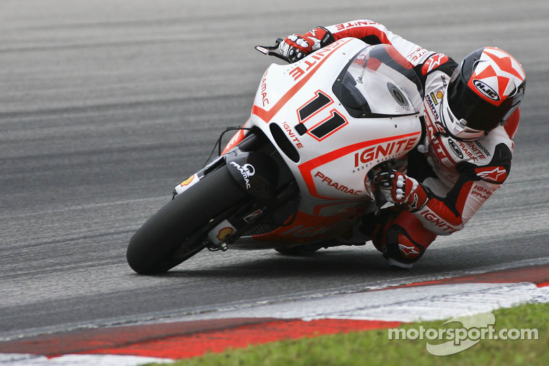 Spies returns for his home race in Indianapolis