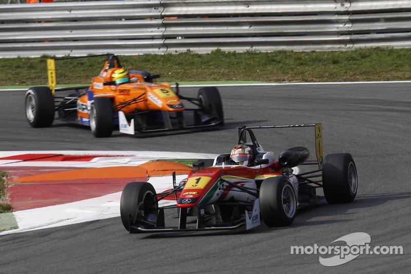 Three pole positions for Raffaele Marciello in the Eifel