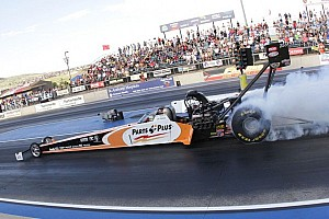 NHRA Qualifying report Beckman, Millican and Nobile secure No. 1 qualifying postions in Brainerd