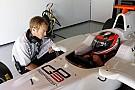 Raikkonen jokes after testing GP3 car