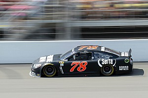 NASCAR Sprint Cup Race report Kurt Busch bolts to 3rd place finish in Michigan