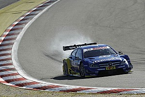 DTM Race report Tough weekend for Gary Paffett at Nürburgring