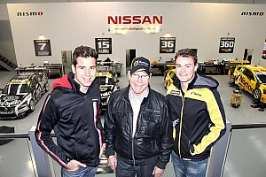 V8 Supercars Breaking news James Moffat signs multi-year driving deal with Nissan Motorsport