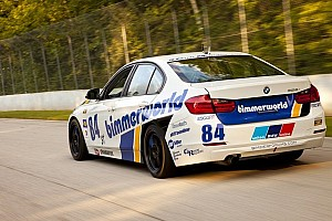 Grand-Am Breaking news BimmerWorld launches F30 328i at Road America