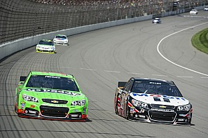 NASCAR Sprint Cup Preview Danica Patrick hopes for solid finish under Bristol lights