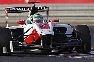 GP3 Practice report Daly fastest in Spa practice