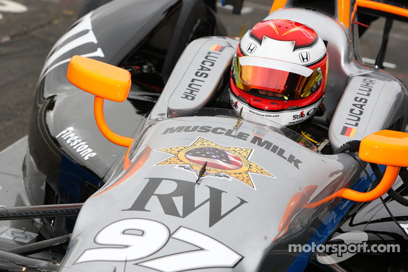 Newgarden 17th, Luhr 25th on starting grid at Sonoma Raceway