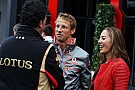 Button plays down McLaren exit talk