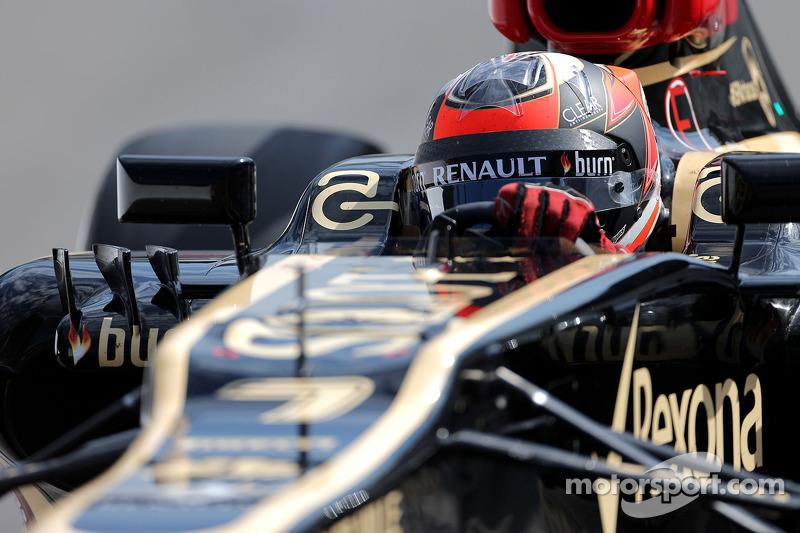 Salo doubts visor strip caused Lotus brake failure