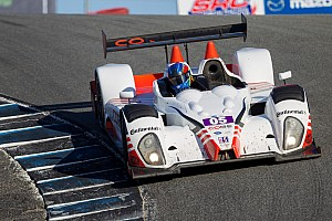 ALMS Race report CORE's PC car earns runner-up finish after GT car caught in start melee