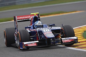 GP2 Practice report Palmer leads the way in Monza