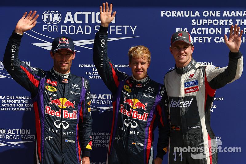 Vettel leads commanding Red Bull 1-2 in Italy