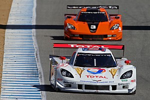 Grand-Am Race report Tough day at the races for Action Express Racing at Laguna Seca