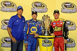 NASCAR Sprint Cup Breaking news Spingate - Truex out, Newman in