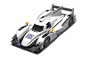 WEC Breaking news ADESS-AG reveals new customer LMP2 car