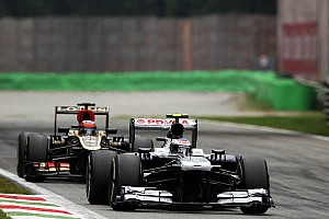 Bottas not eyeing Lotus vacancy