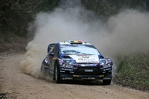 Neuville seizes second in Australia
