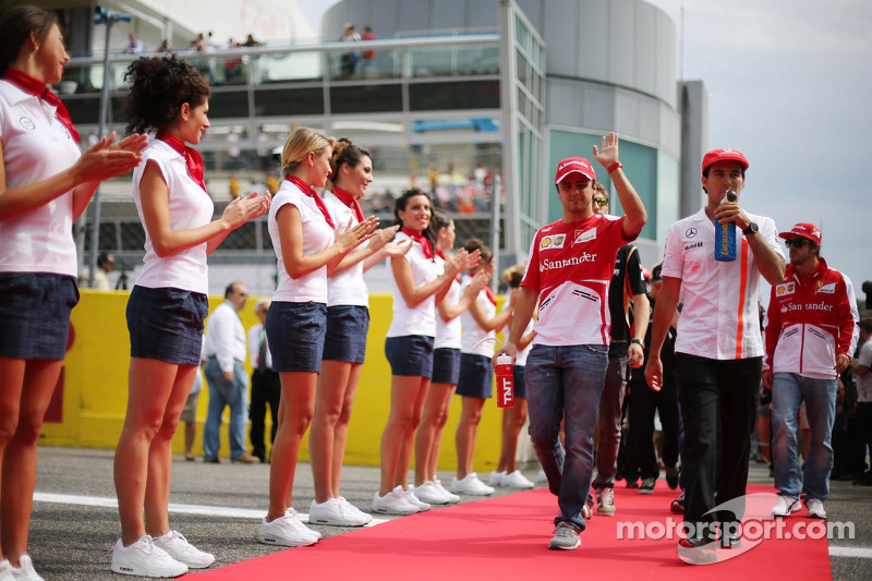 2013 chances to dwindle in final phase - Perez