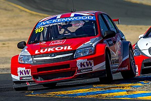WTCC Preview Thompson and Kozlovkiy ready to take on Suzuka