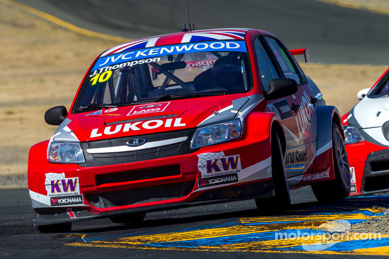 Thompson and Kozlovkiy ready to take on Suzuka