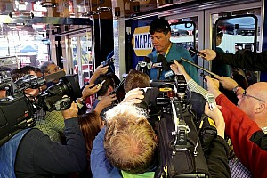 NASCAR Sprint Cup Commentary With NAPA leaving MWR, Martin Truex Jr. can shop for new ride