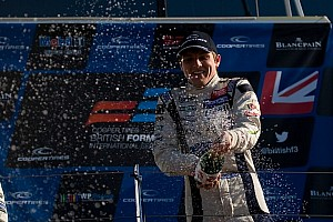 BF3 Race report King reigns in Germany with Nurburgring victory