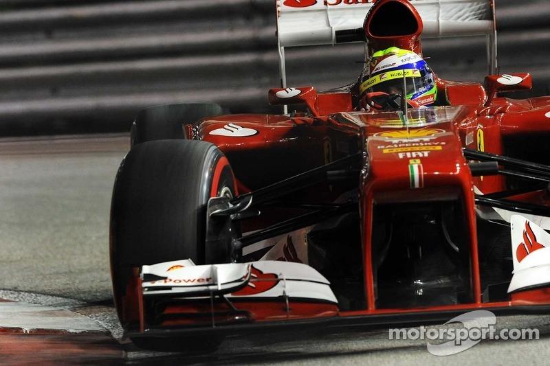 Mercedes eyes Massa for DTM seat