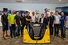 Le Mans: Homage to Richard Thompson with Corvette