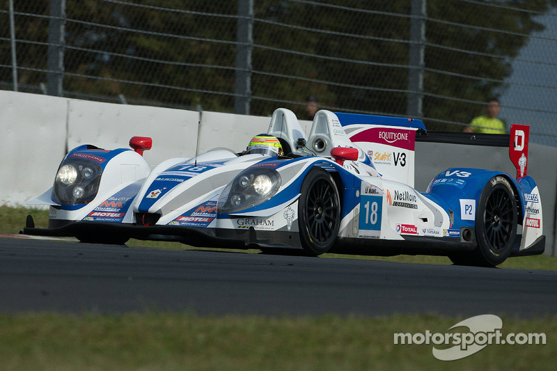 Winslow extends Asian Le Mans Series points lead in Japan