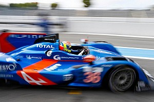 European Le Mans Race report Signatech Alpine duo take 2013 title in drama filled finale at Paul Ricard