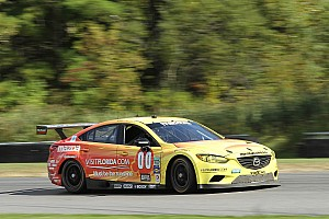 Grand-Am Race report Mazda wins GX manufacturers title