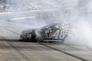 NASCAR Sprint Cup Race report Johnson becomes all-time winningest driver at Dover