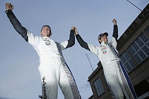 WRC Special feature Ogier celebrates title