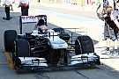 Williams: A Friday just for tests at Korea International Circuit