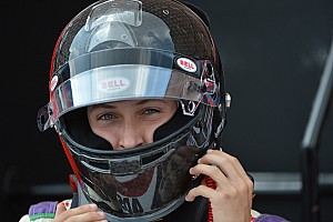 Indy Lights Preview Zach Veach accelerates to season finish on the streets of Houston