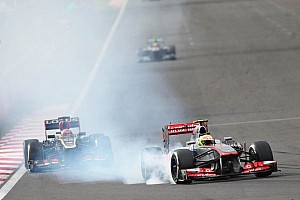Pirelli under fire after Korea GP